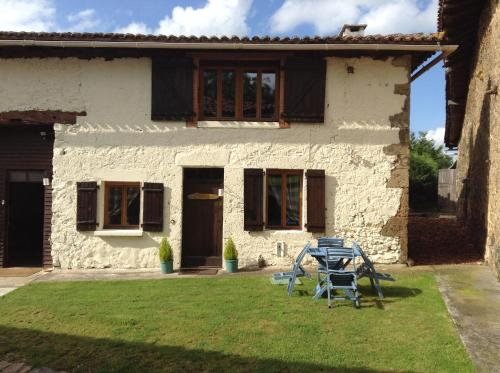 Maison Loubignac : Guest accommodation near Chabanais