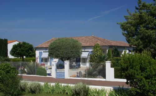 Villa L'Olivier : Apartment near Vaux-sur-Mer