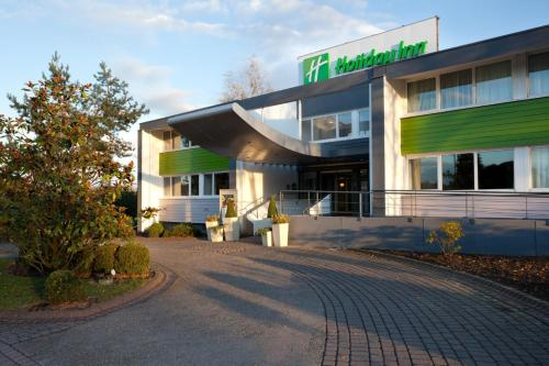 Holiday Inn Lille Ouest Englos : Hotel near Sequedin