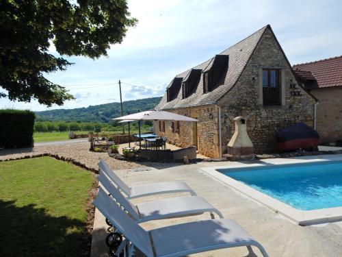 Maison de vacances - ST. LÉON-SUR-VÉZÈRE : Guest accommodation near Thonac
