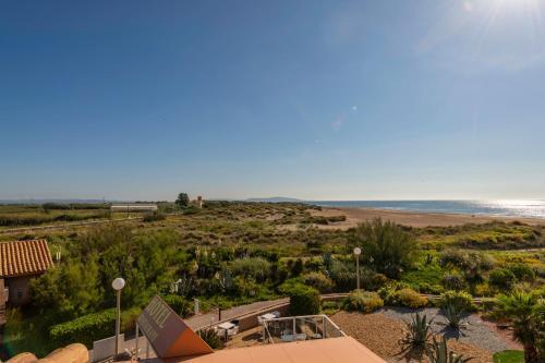 Hotel Les Dunes : Hotel near Marseillan