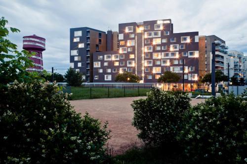 ibis Lyon Carre De Soie : Hotel near Vaulx-en-Velin
