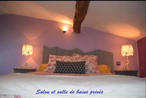 Domaine de Javrezac, chez l'habitant : Guest accommodation near Gémozac