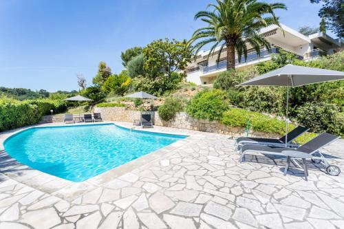 Villa Bagheera : Guest accommodation near Cagnes-sur-Mer