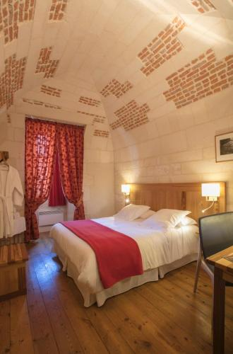 Les Chambres de l'Abbaye : Hotel near La Chapelle-des-Pots