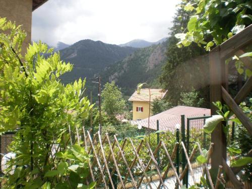 Casa Vésubia : Apartment near Clans