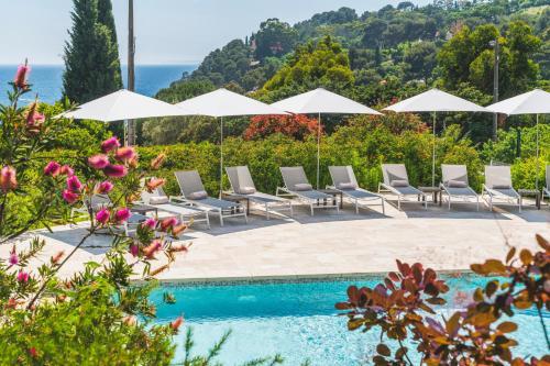 Les Terrasses du Bailli : Hotel near Rayol-Canadel-sur-Mer