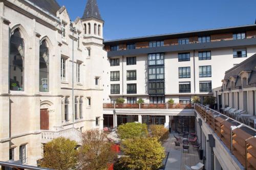 Best Western Premier Hotel de la Paix : Hotel near Reims