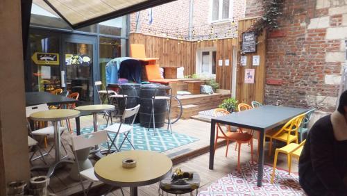 Gastama Hostel : Hostel near Marquette-lez-Lille