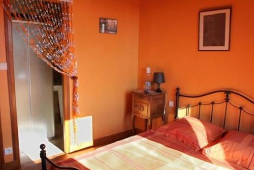 La Ferme de Leychoisier : Bed and Breakfast near Chaptelat