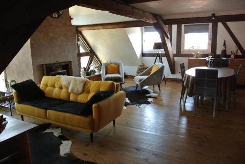 Abricot & Chocolat : Apartment near Wahlenheim