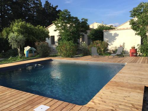 Fanchon des Sablons : Guest accommodation near Sarrians