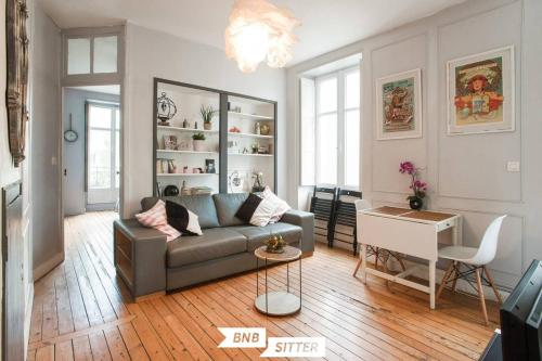 Appartement Charm : Apartment near Rezé