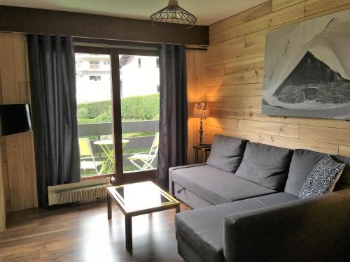 Les Esserts : Apartment near Les Houches
