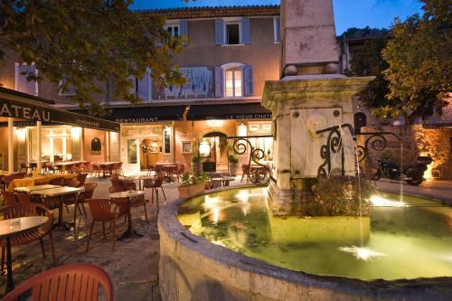 Hotel du Vieux Chateau : Hotel near Aiguines