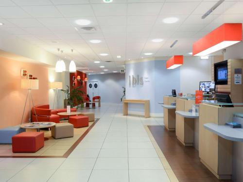 ibis Caen Centre : Hotel near Poussy-la-Campagne