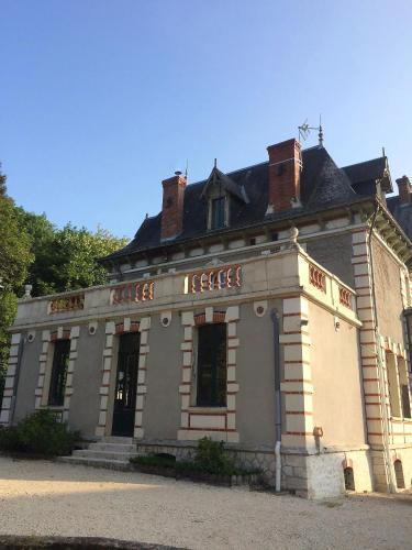 Gîte La Maison du Moulin de Sologne : Guest accommodation near Sembleçay