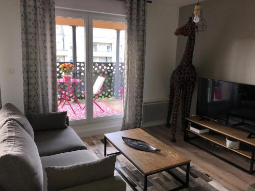 Les Vergers De Disney : Apartment near Thorigny-sur-Marne