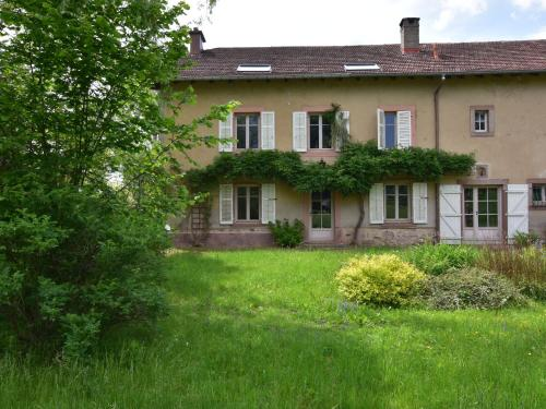 Holiday home Val Du Bleu : Guest accommodation near Bourg-Bruche