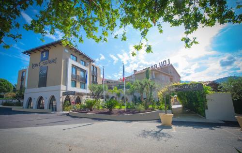 Hotel Lou Castelet : Hotel near Gilette