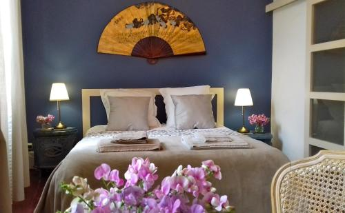 Ombre Rose : Bed and Breakfast near Lafitte-Vigordane