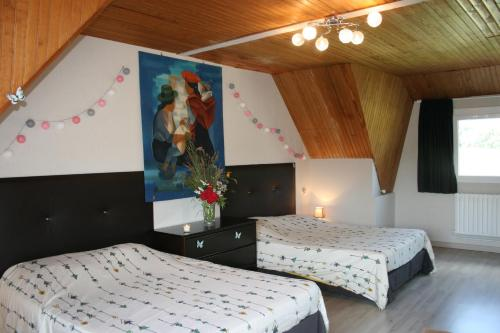 Les Chambres D'Aline : Bed and Breakfast near Thorigny-sur-Marne