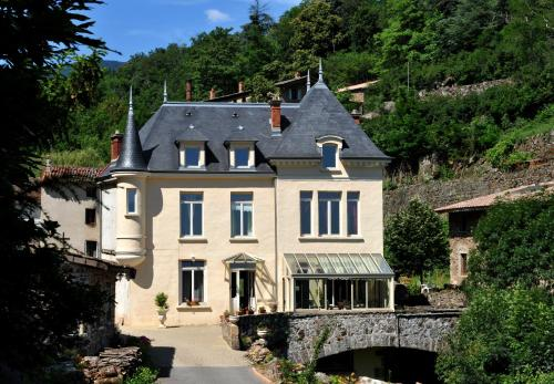 Le Berthoir : Bed and Breakfast near Saint-Maurice-l'Exil