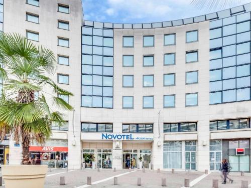 Novotel Paris Sud Porte de Charenton : Hotel near Alfortville