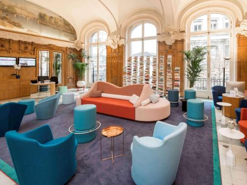 Mercure Lyon Centre Château Perrache : Hotel near Sainte-Foy-lès-Lyon