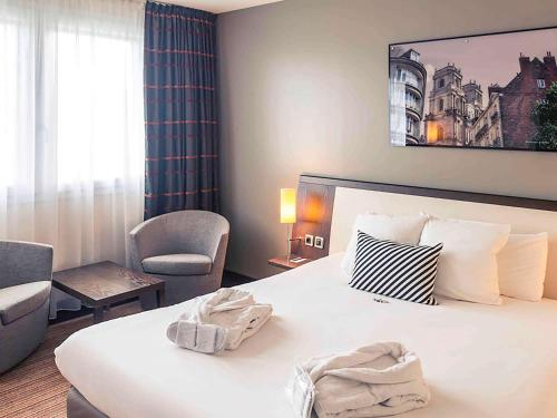 Hotel Mercure Rennes Cesson : Hotel near Domloup
