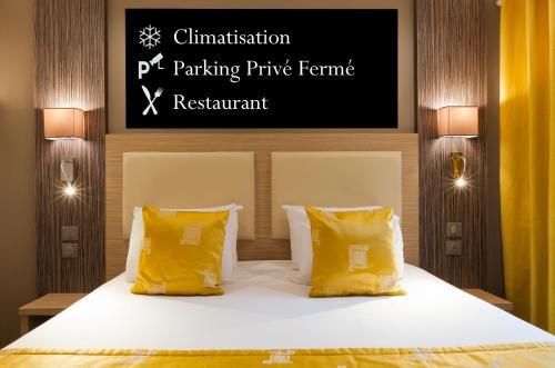 Comfort Hotel Orléans Olivet Provinces : Hotel near Vienne-en-Val