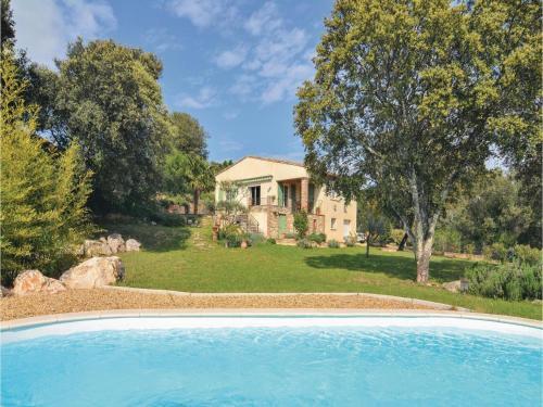 Holiday home Mejannes-les-Alés 43 : Guest accommodation near Saint-Hilaire-de-Brethmas