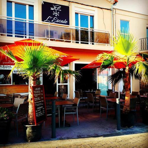 Hotel Restaurant L'Escale : Hotel near Vias