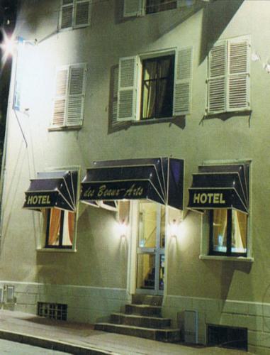 Hotel Les Beaux Arts : Hotel near Limoges