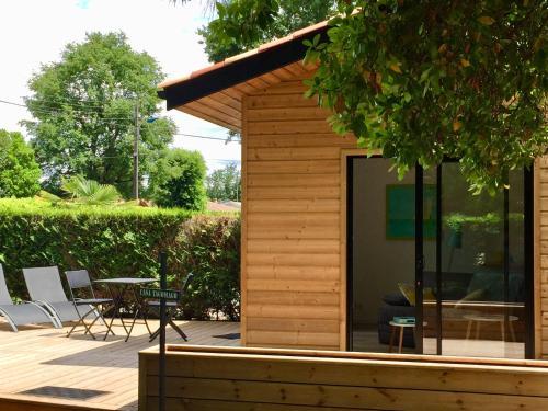 Casa Tagomago : Guest accommodation near Lanton