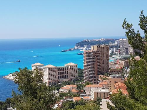 Beausoleil-Monaco T2 neuf mer : Apartment near Gorbio