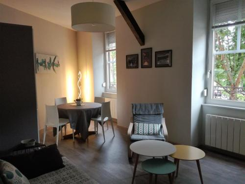 Le Rohan Colmar Centre : Apartment near Colmar