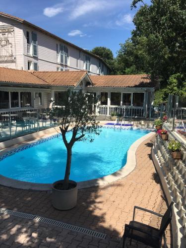 Heliotel : Hotel near Montferrier-sur-Lez