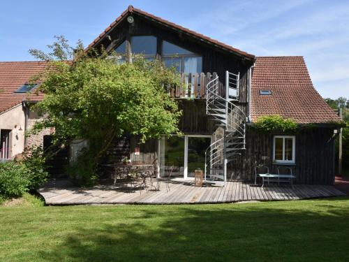 Apartment Maison De Vacances - Niderviller : Guest accommodation near Sarraltroff