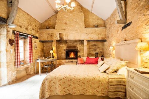 La Roche d'Esteil : Bed and Breakfast near Saint-Vincent-le-Paluel