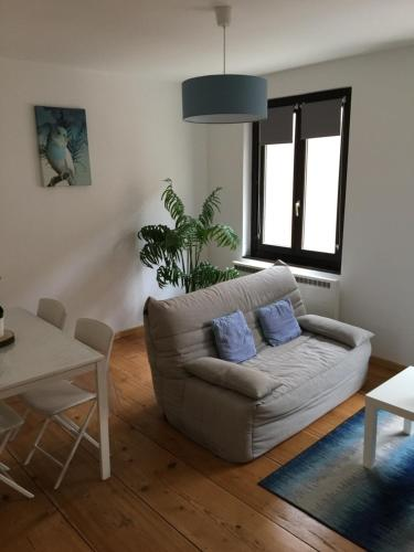 appartement le 7 de coeur : Apartment near Souffelweyersheim