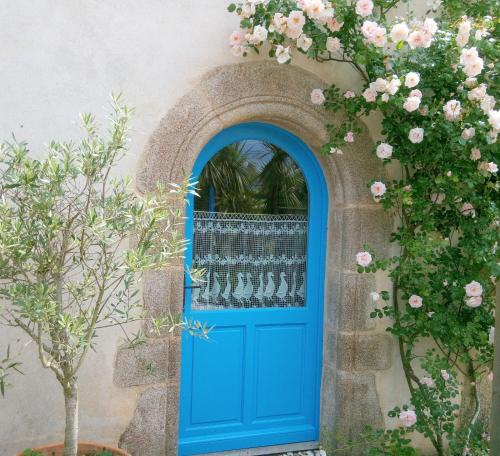 chambres d'hôtes ar gwenniled : Bed and Breakfast near Brech