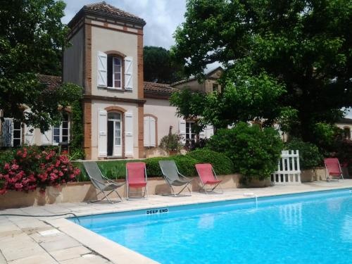 La Tarabelloise : Bed and Breakfast near Rieumajou