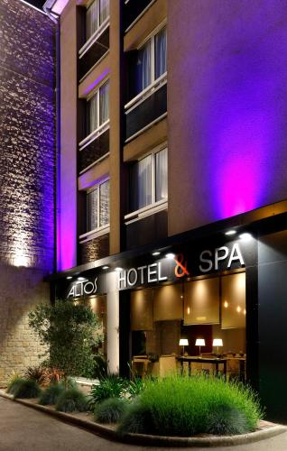 Altos Hotel & Spa : Hotel near Saint-Martin-des-Champs