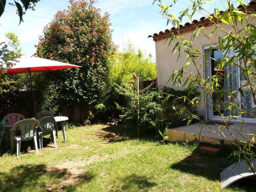 Loft d'Ambrussum : Guest accommodation near Saturargues