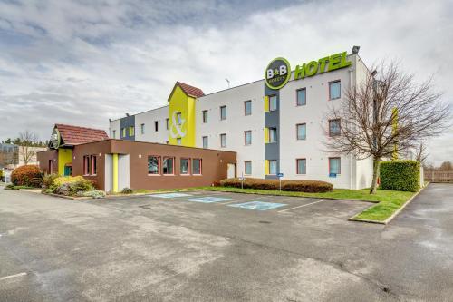 B&B Hôtel Goussainville CDG : Hotel near Fontenay-en-Parisis