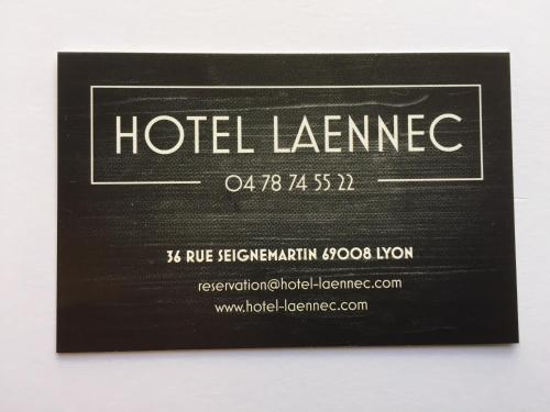 Laennec : Hotel near Lyon 8e Arrondissement