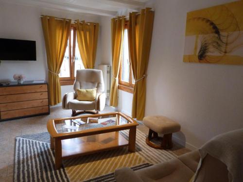 Le Grand Blanc : Apartment near Saint-Hippolyte