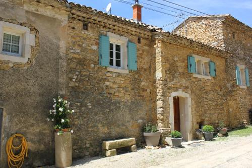 Gite de BEZUT : Guest accommodation near Collorgues