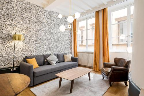 Honorê - Trois Maries : Apartment near Lyon 5e Arrondissement